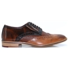 Lincoln Derby - LONDON BROGUES TAN BROGUES