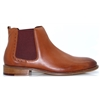 Gatsby Chelsea - LONDON BROGUES TAN CHELSEA BOOTS