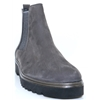 9343 - PAUL GREEN GREY CHELSEA BOOTS