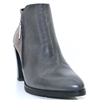 1048 - PANACHE GREY ANKLE BOOTS