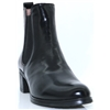 G-40112 - WONDERS BLACK LEATHER CHELSEA BOOTS