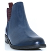 25040-31 - MARCO TOZZI NAVY CHELSEA BOOTS