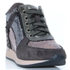 48262 - XTI GREY WEDGE TRAINERS