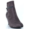 FIZZ-8 - SUSST GREY ANKLE BOOTS