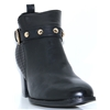48399 - XTI BLACK ANKLE BOOTS