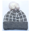 3-3269 - DENTS GREY CHECK HAT