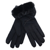 Fergi Glove - PIA ROSSINI BLACK GLOVES