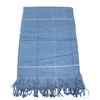 Tori Scarf - PIA ROSSINI DENIM BLUE SCARF