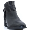 48607 - XTI BLACK ANKLE BOOTS