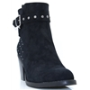 436526 - FABS BLACK ANKLE BOOTS