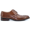 Cedar Punch Lace - PAOLO VANDINI TAN BROGUES