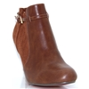 Sheen - KATE APPLEBY TAN ANKLE BOOTS