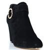 Loponi - MODA IN PELLE BLACK ANKLE BOOTS