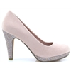 22441-32 - MARCO TOZZI ROSE COMB COURT SHOES