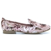 24234-32 - MARCO TOZZI ROSE FLOWER SLIP ON SHOES