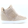 48936 - XTI NUDE WEDGE TRAINERS