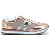 WMN Casual Retro Sneaker - Tommy Hilfiger ROSE GOLD TRAINERS