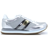 WMN Casual Retro Sneaker - Tommy Hilfiger SILVER TRAINERS