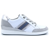 12-33354 - ARA WHITE AND SILVER TRAINERS