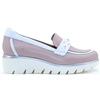 4306 - JOSE SAENZ PINK SLIP ON SHOES