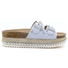48770 - XTI GREY SLIDERS