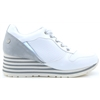 48991 - XTI WHITE WEDGE TRAINERS