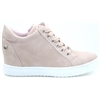 49935 - Xti Nude Wedge Trainers