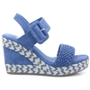 49719 - Xti Blue Wedges