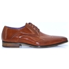 Sanford Perf - PAOLO VANDINI TAN OXFORDS