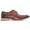 Thane - PAOLO VANDINI TAN OXFORDS