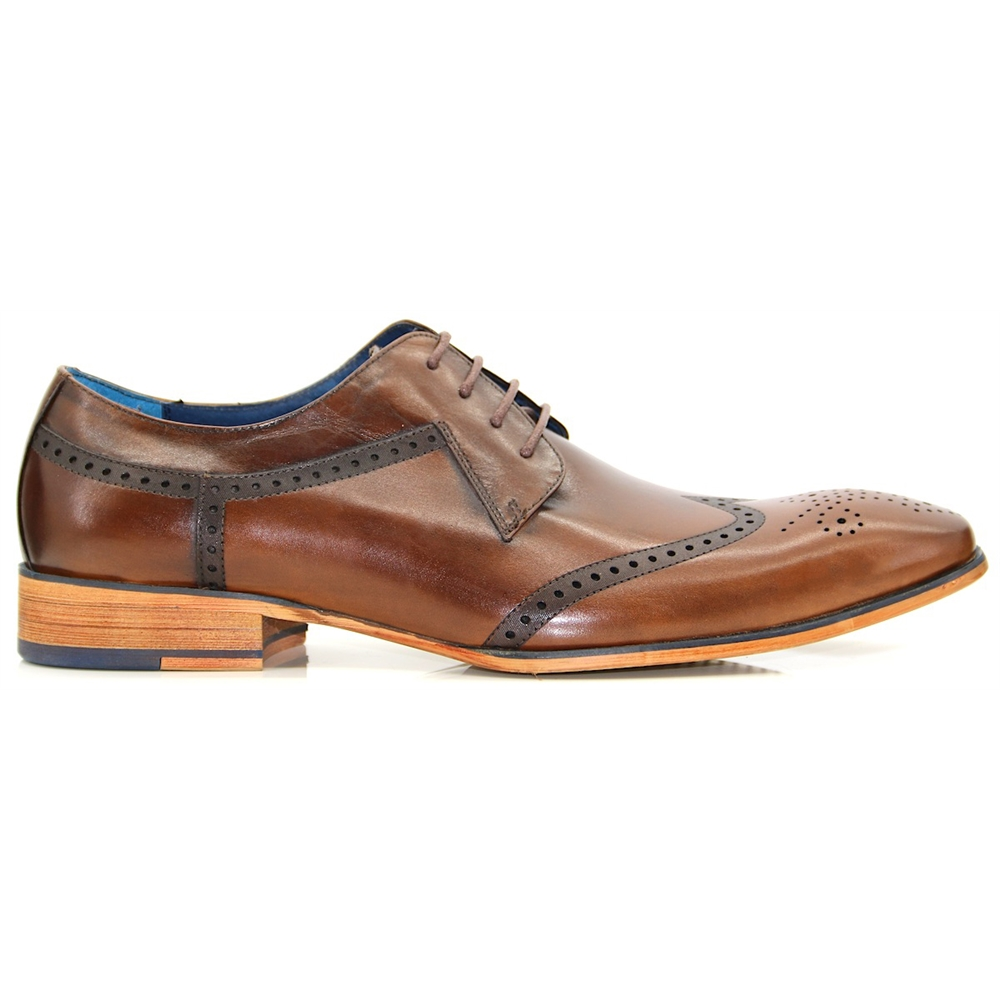 NYLAND - PAOLO VANDINI Brown Brogue