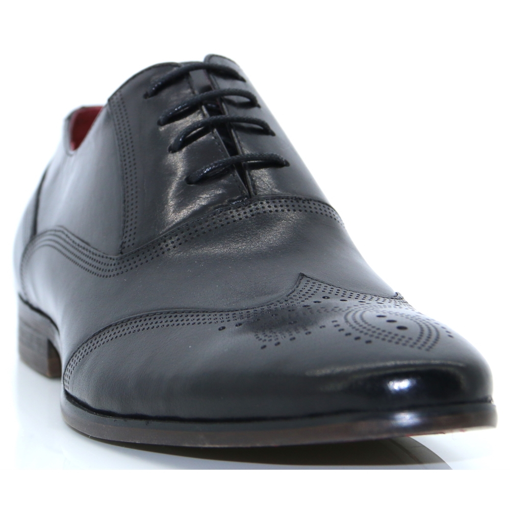 Jeffries - ESCAPE BLACK BROGUES