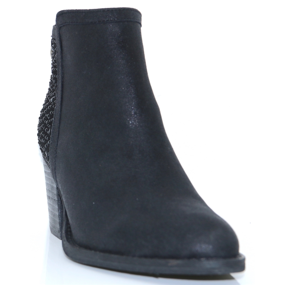 48276 - XTI BLACK ANKLE BOOTS