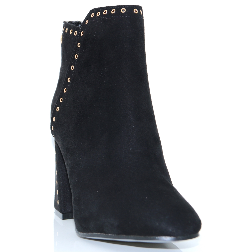 30939 - XTI BLACK ANKLE BOOTS