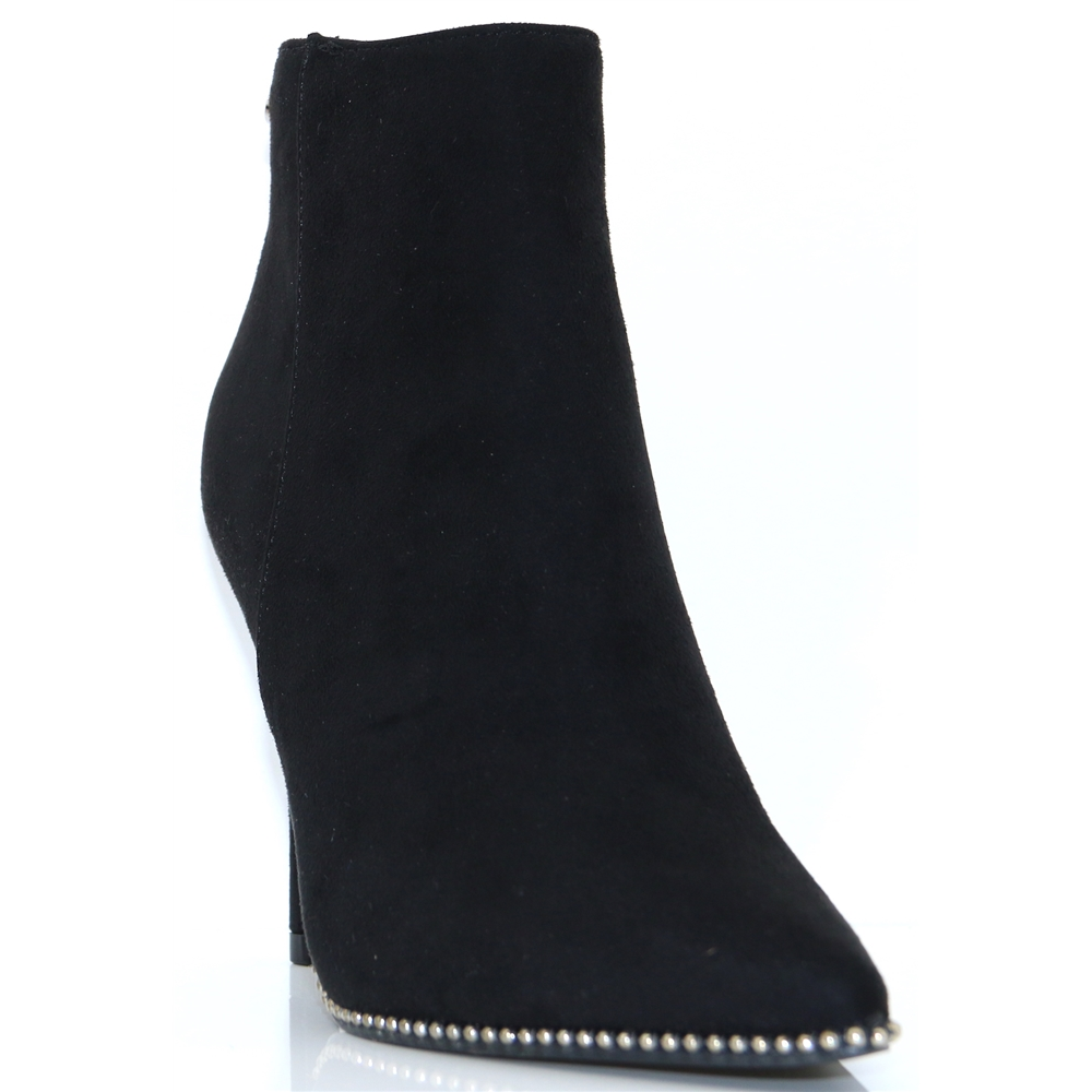30952 - XTI BLACK ANKLE BOOTS