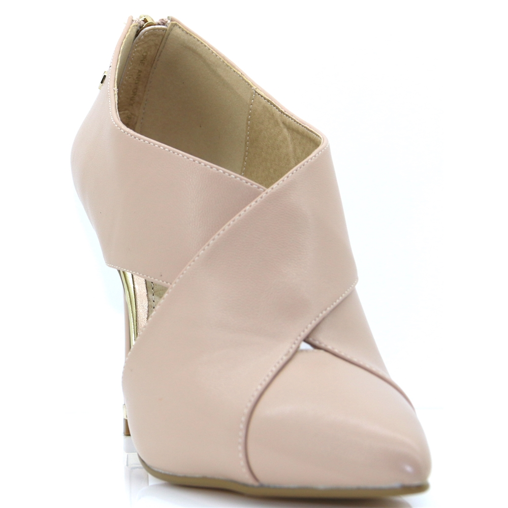 One and Only - UNA HEALY BISCUIT NUDE HEELS