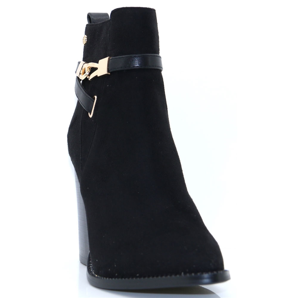 Barbados/Kapaa - ZANNI & CO BLACK ANKLE BOOTS