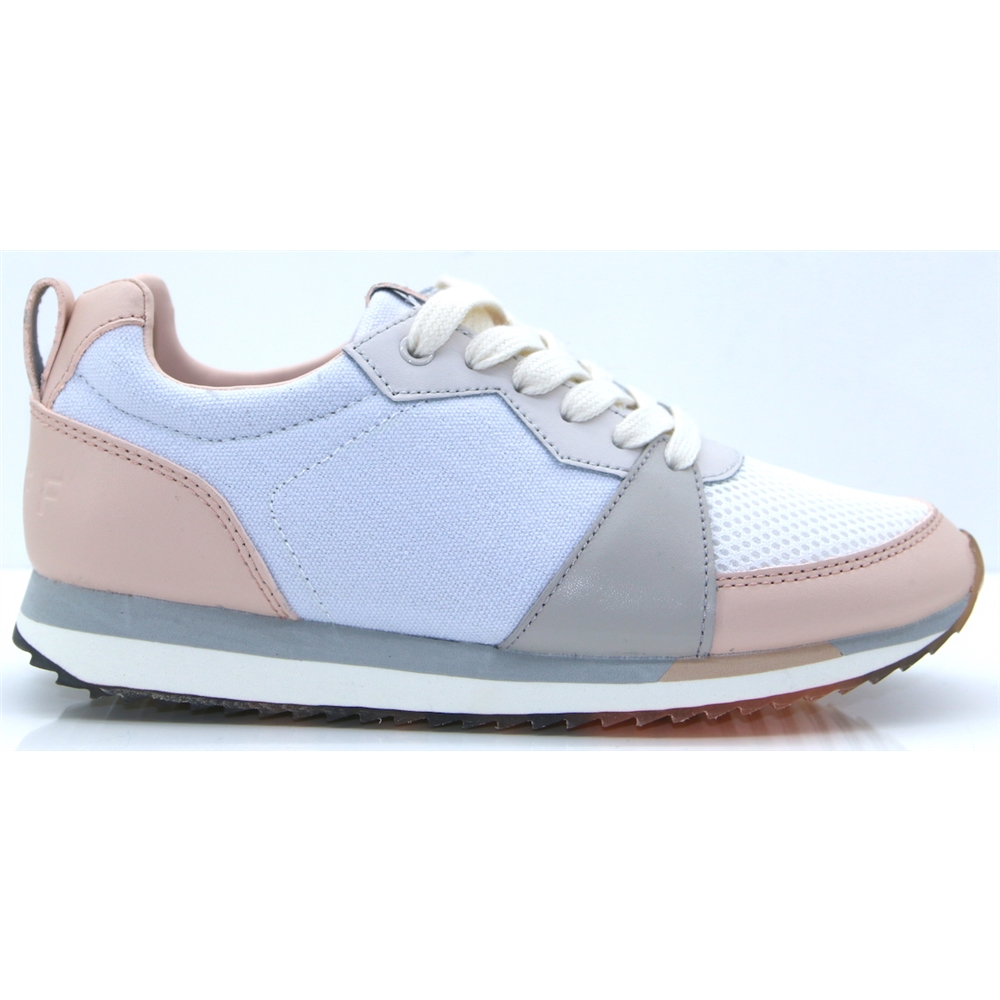Move - HOFF WHITE AND PINK TRAINERS