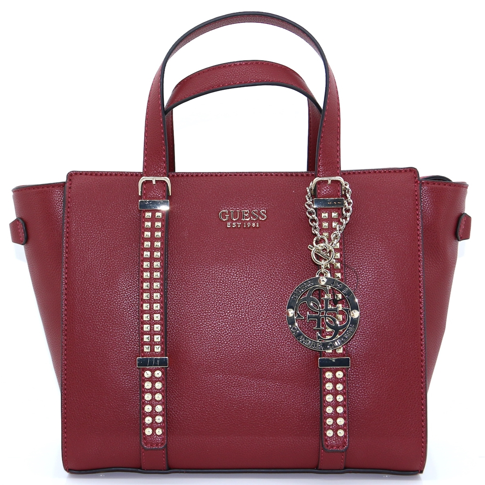VG716906 - GUESS CRIMSON HANDBAG