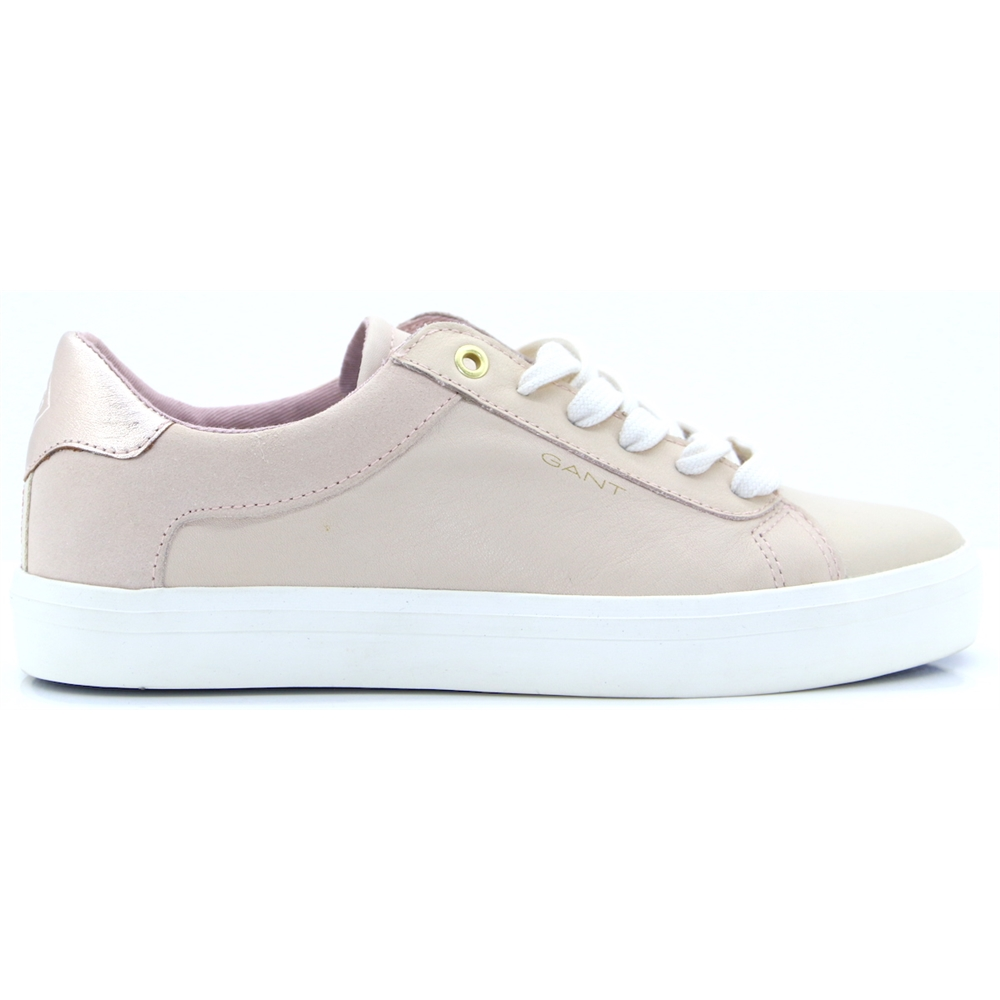 Baltimore - GANT Silver Pink Trainers