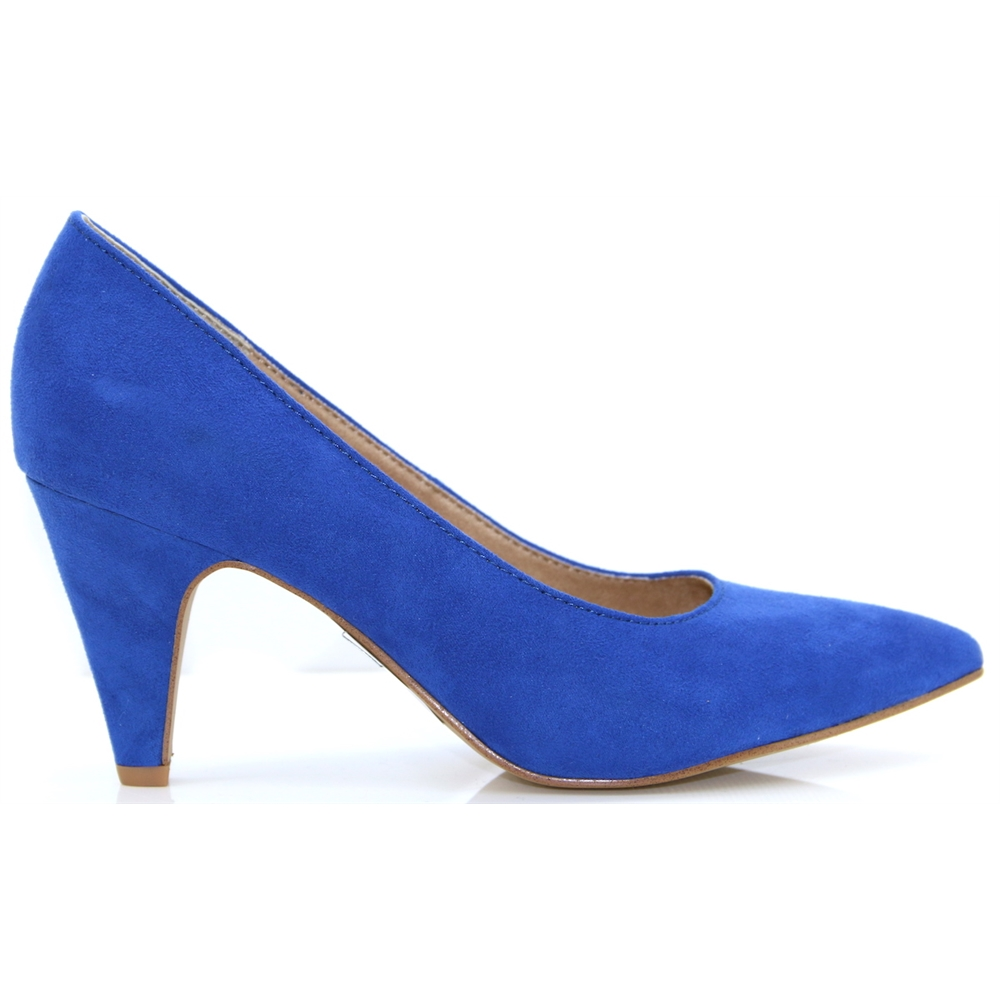 22406-22 - S.OLIVER COBALT COURT SHOES