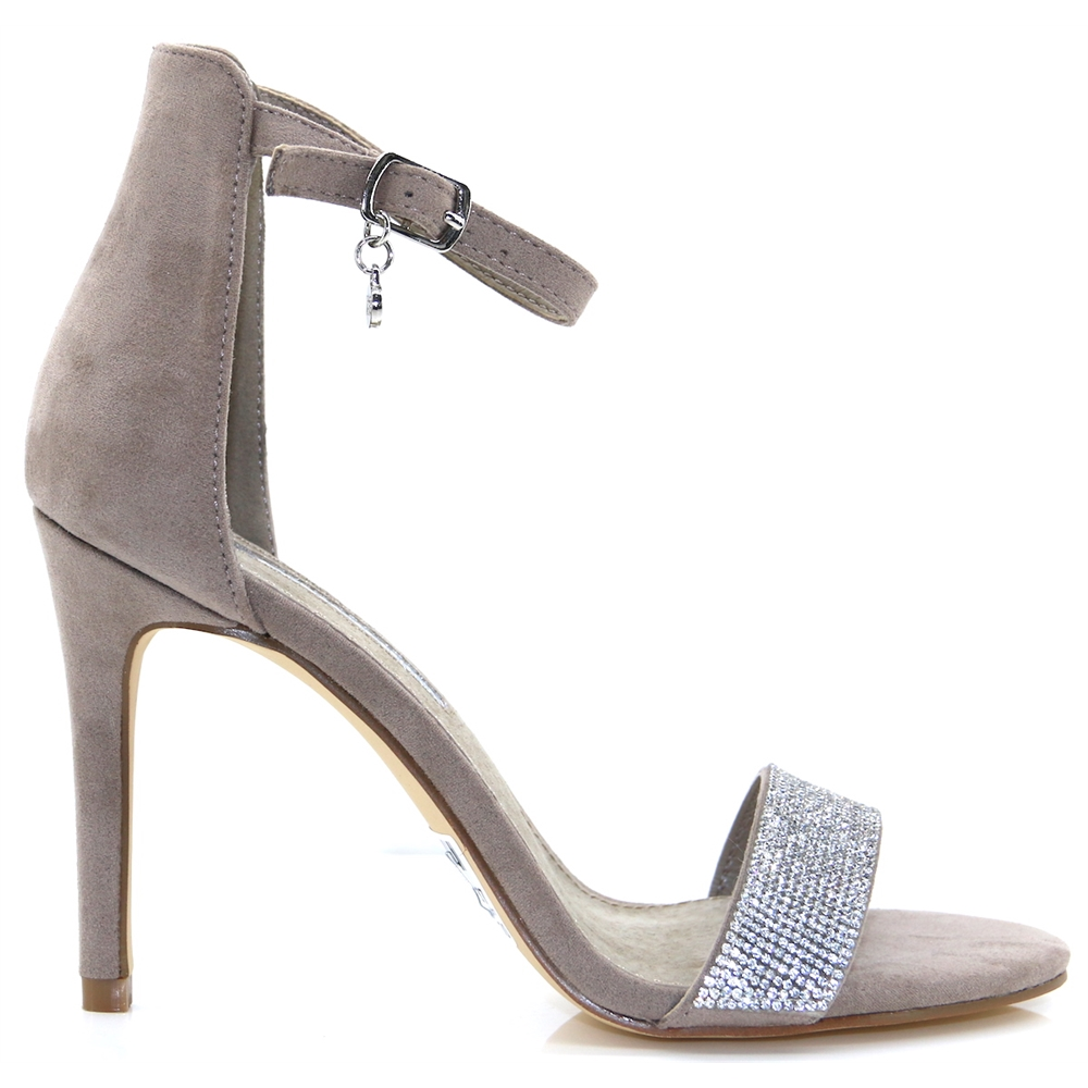 32044 - XTI TAUPE OCCASION HEELS