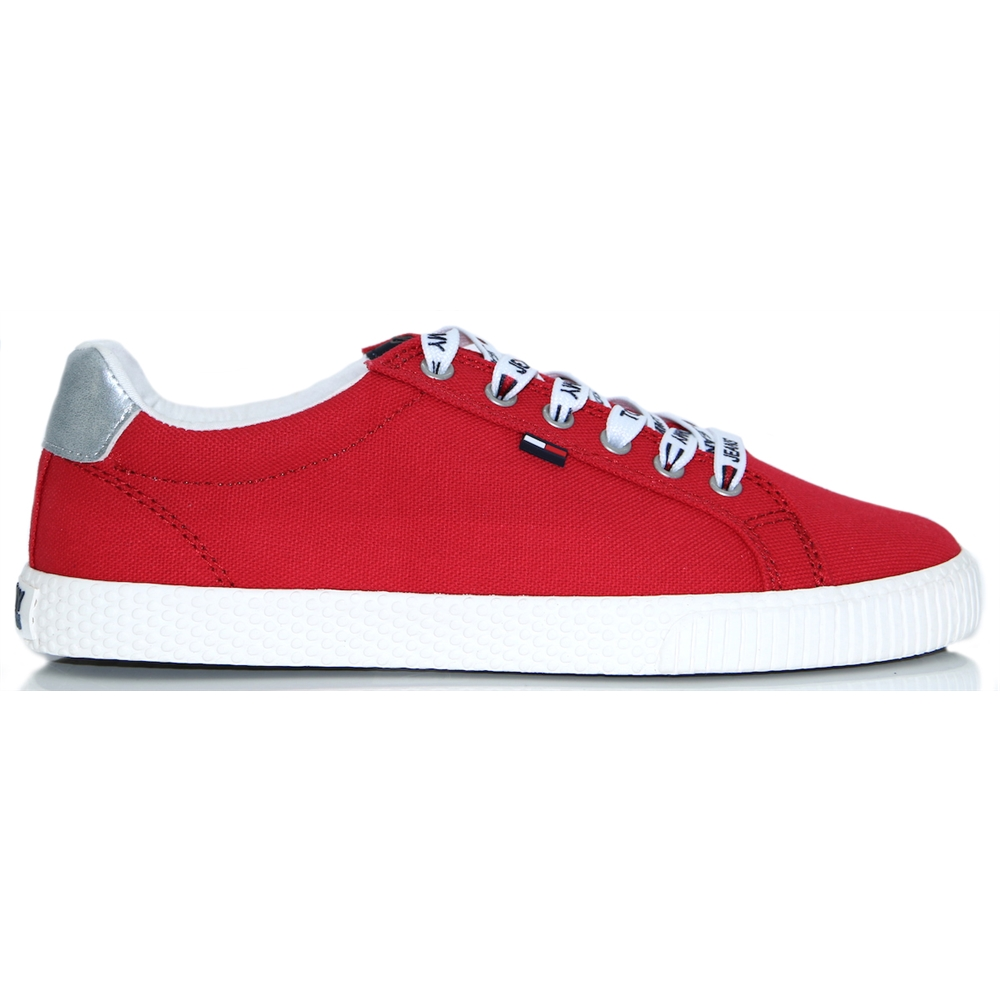 Tom.Jeans Casual Sneaker - Tommy Hilfiger TANGO RED TRAINERS