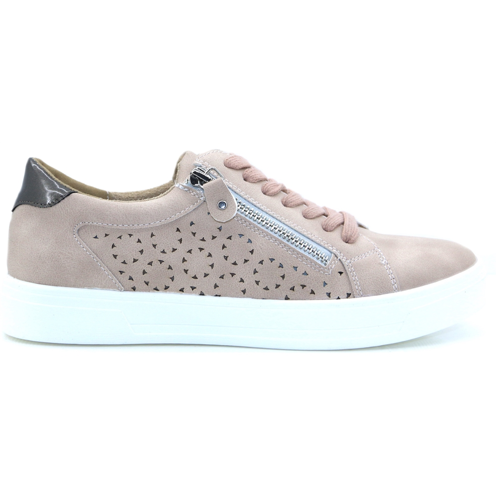 48785 - XTI NUDE TRAINERS