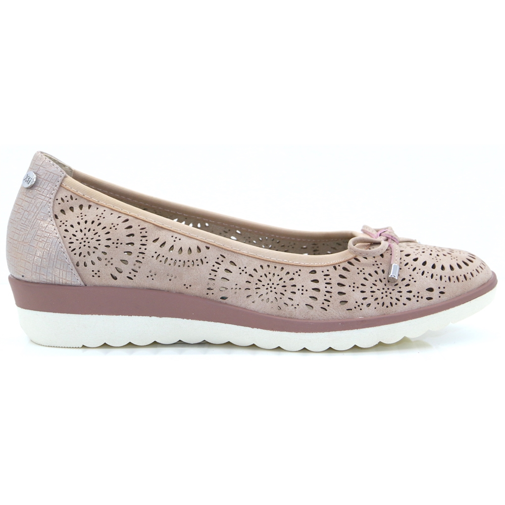 48957 - XTI NUDE TRAINERS