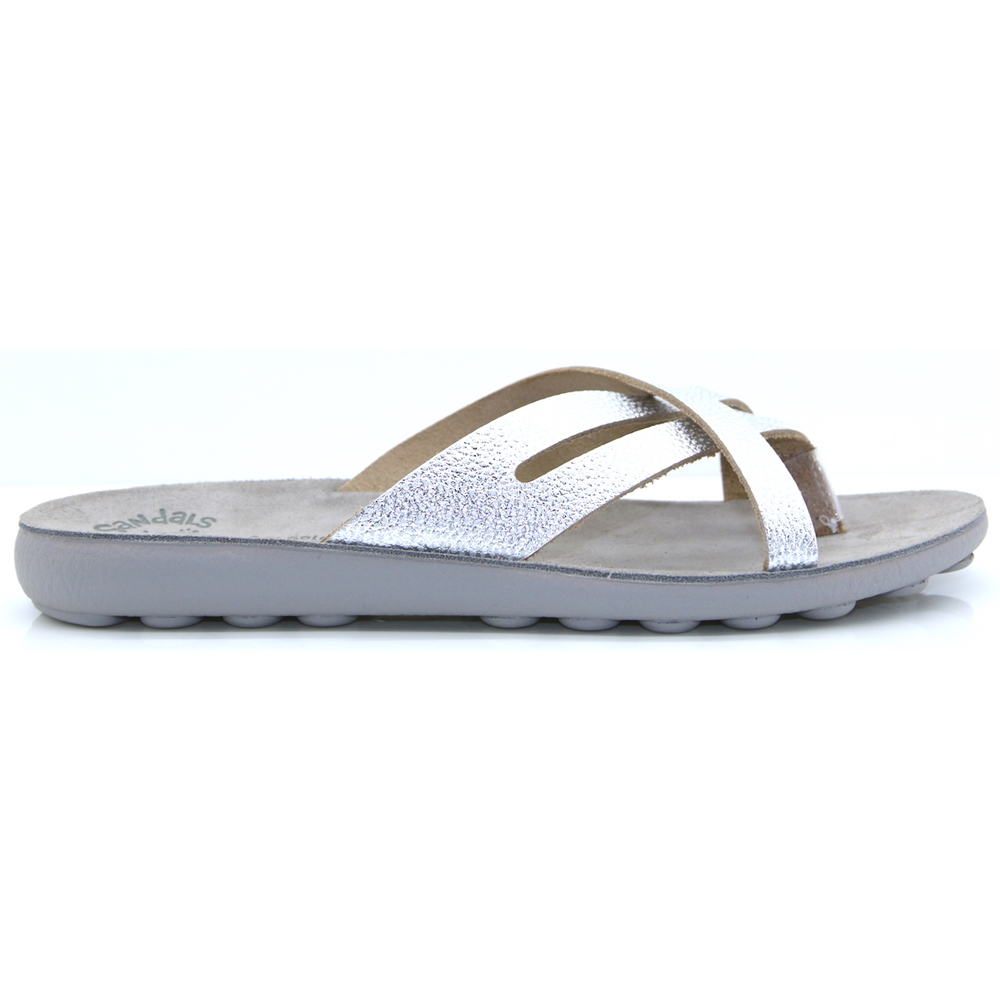 Celeste - FANTASY SANDALS GREY SANDALS