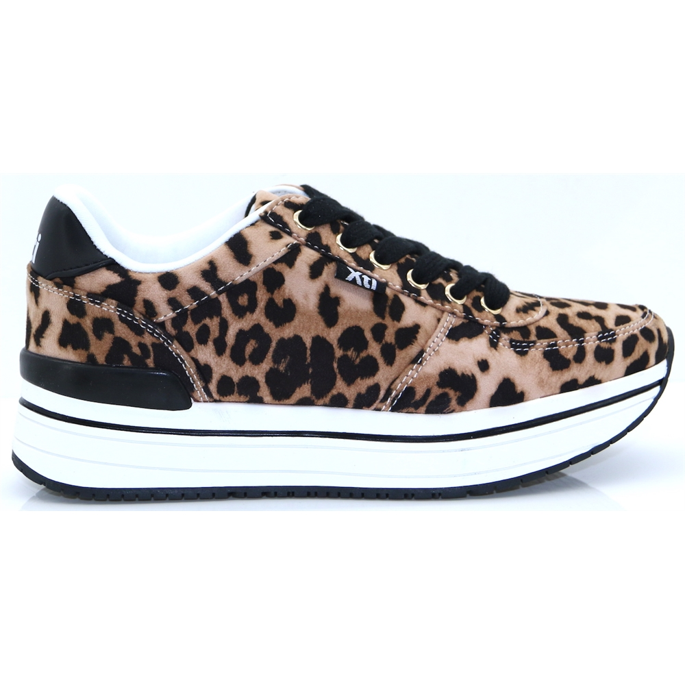 49132 - XTI LEOPARD CAMEL TRAINERS