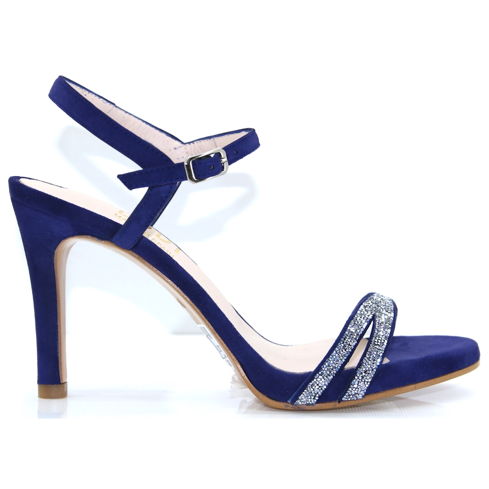 Imperial - LODI NAVY OCCASION HEELS