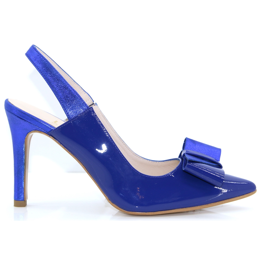 Radka - LODI BLUE OCCASION HEELS