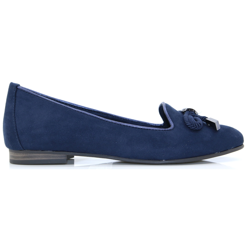 24204-22 - MARCO TOZZI NAVY PUMPS